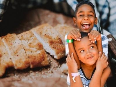 שניצל שילדים אוהבים לאכול